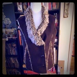 Dollhouse Faux Fur Vest
